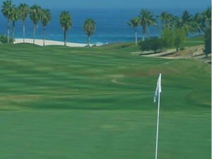 Cabo Real Course - In the corridor.