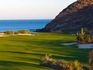 Golf - Bahia de Los Sue�os Course - near La Paz